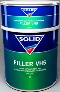 SOLID FILLER VHS LOW VOC (1000 мл+250 мл)